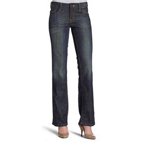 NWT Calvin Klein Jeans 2 Lean Boot Cut Denim